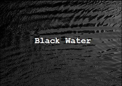 Black Water button