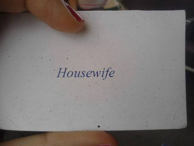 Housewife